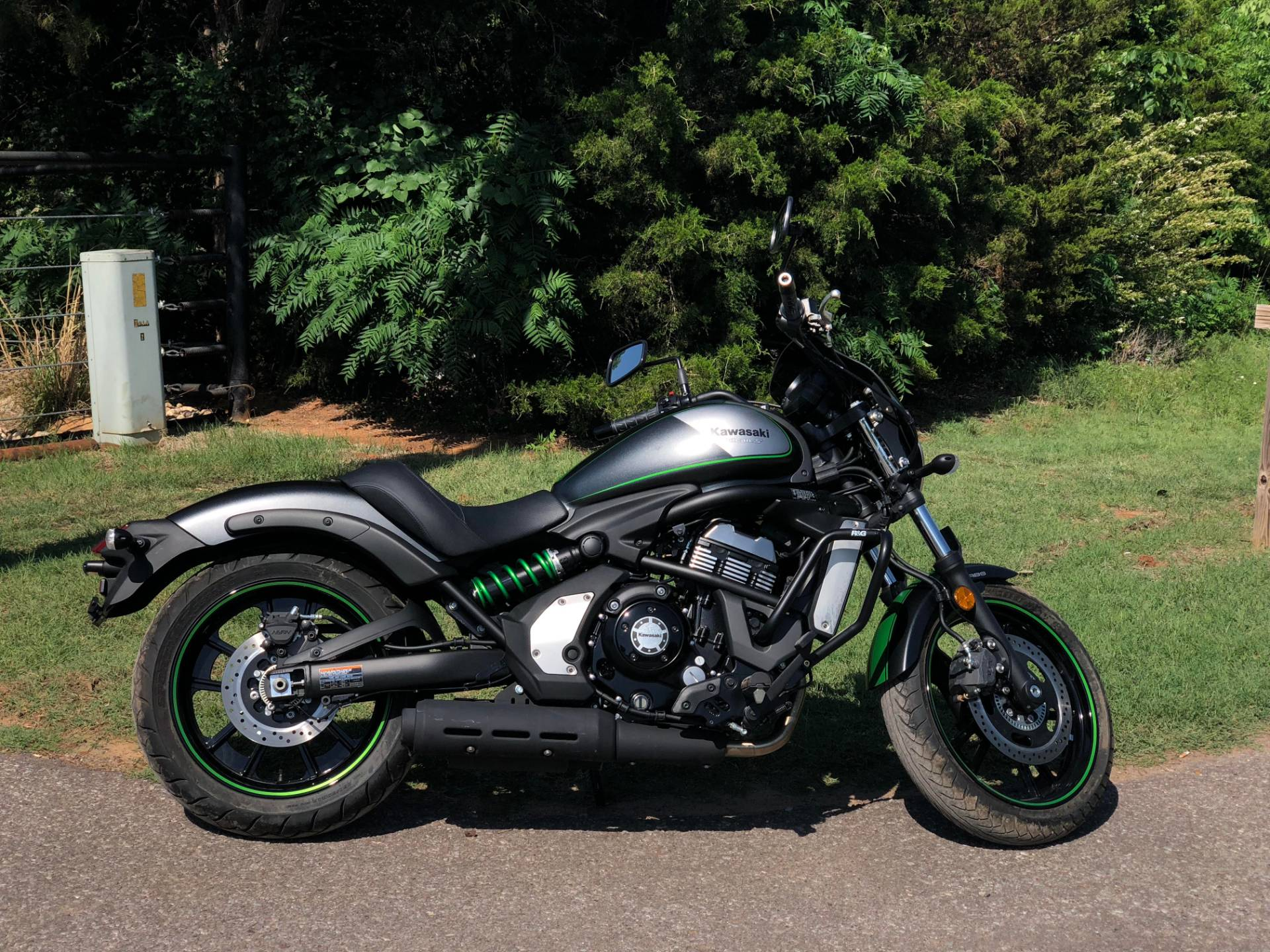 2016 Kawasaki Vulcan S ABS in Jones, Oklahoma