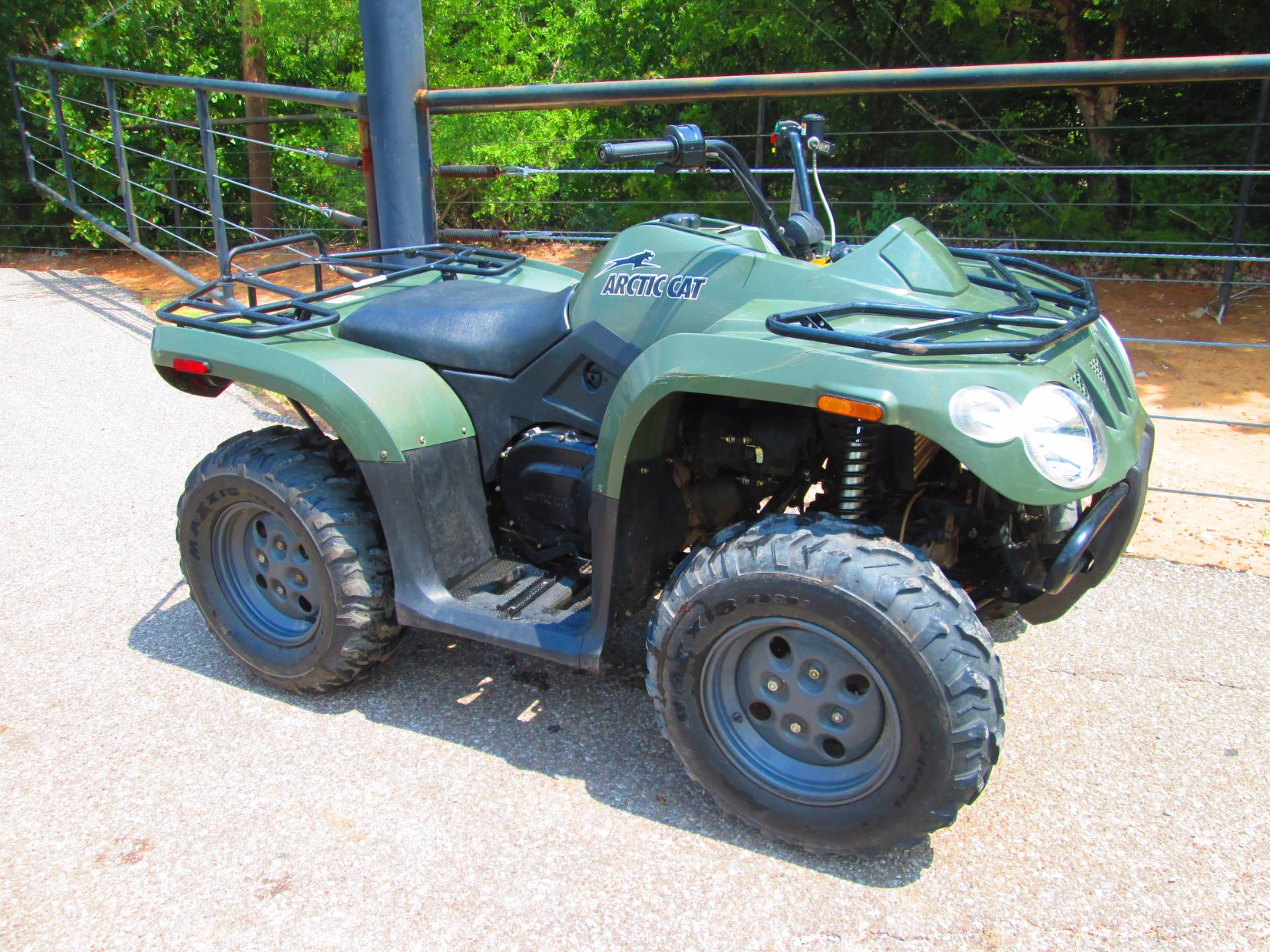 2008 Arctic Cat 366 4x4 Auto in Jones, Oklahoma