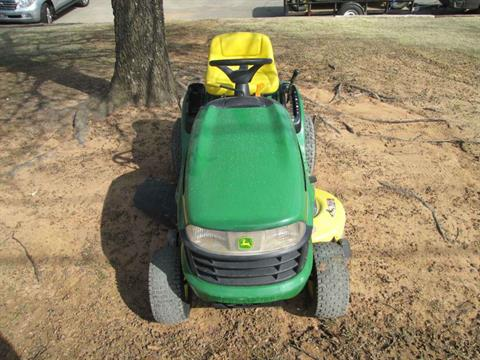 2010 John Deere LA115 in Jones, Oklahoma