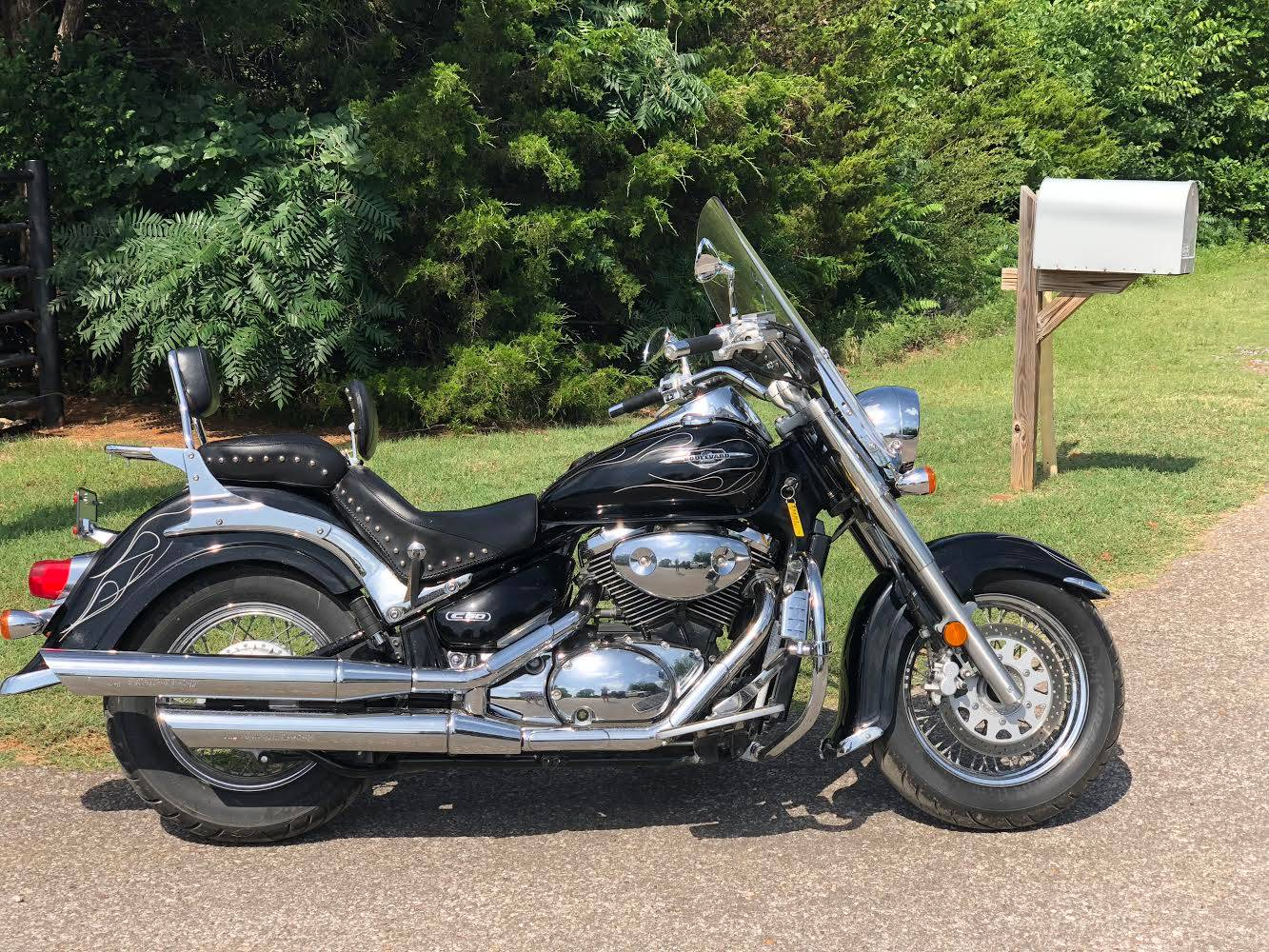 2006 Suzuki Boulevard C50T in Jones, Oklahoma