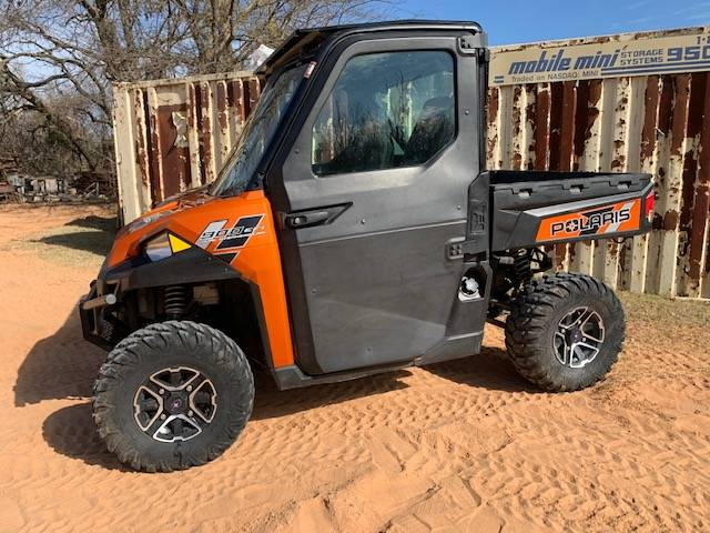 2014 Polaris Ranger XP® 900 EPS LE in Jones, Oklahoma - Photo 3