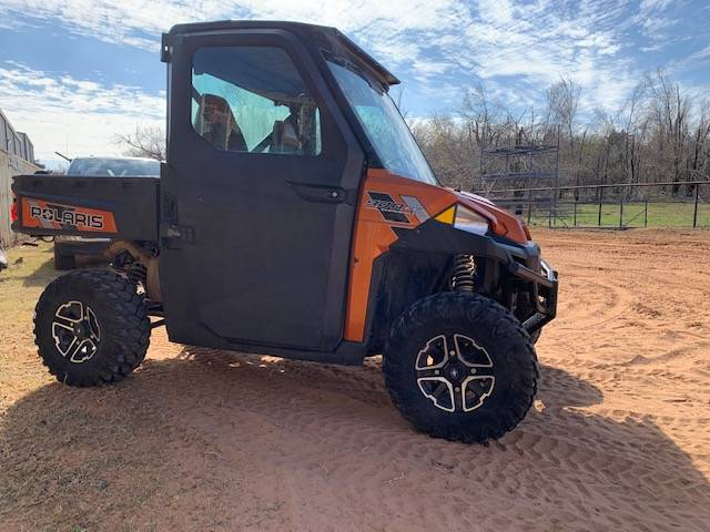 2014 Polaris Ranger XP® 900 EPS LE in Jones, Oklahoma - Photo 6