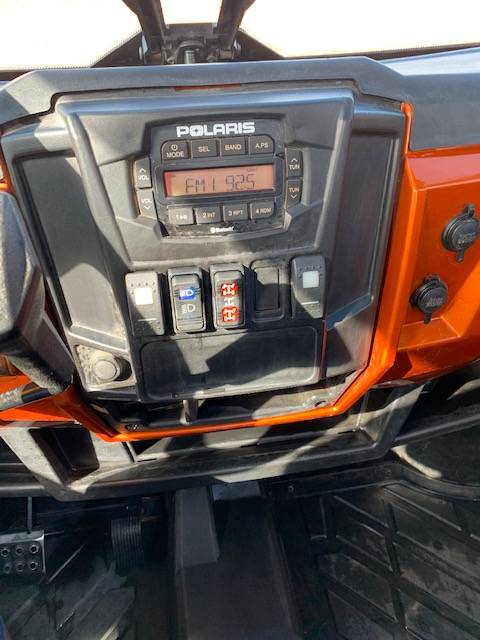 2014 Polaris Ranger XP® 900 EPS LE in Jones, Oklahoma - Photo 7