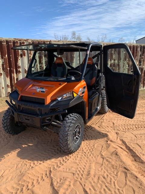 2014 Polaris Ranger XP® 900 EPS LE in Jones, Oklahoma - Photo 9