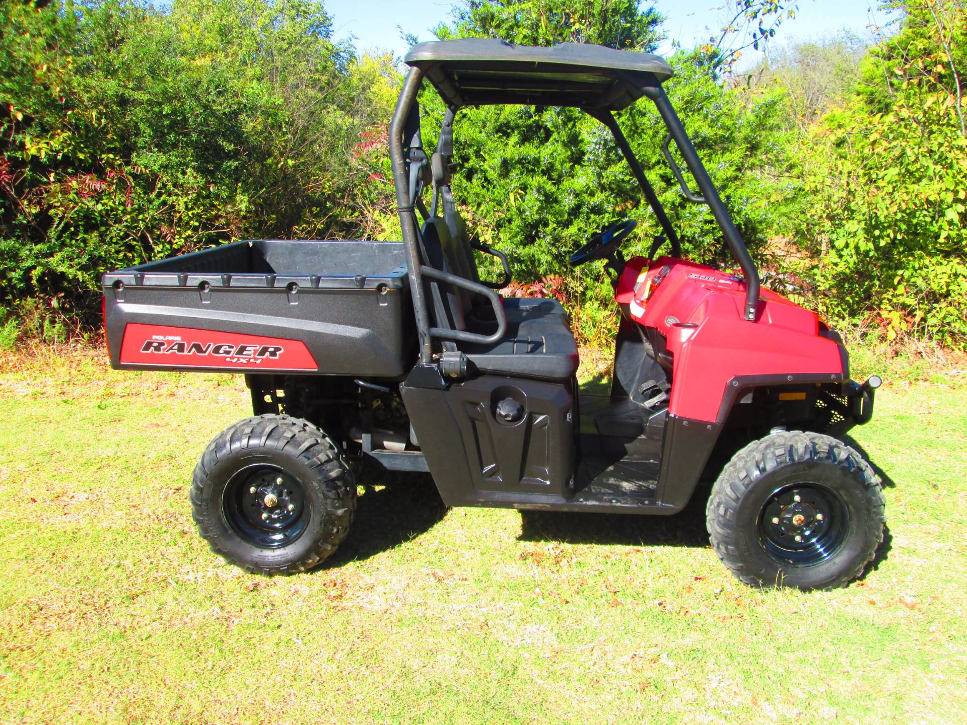 2010 Polaris Ranger® 500 EFI H.O. in Jones, Oklahoma
