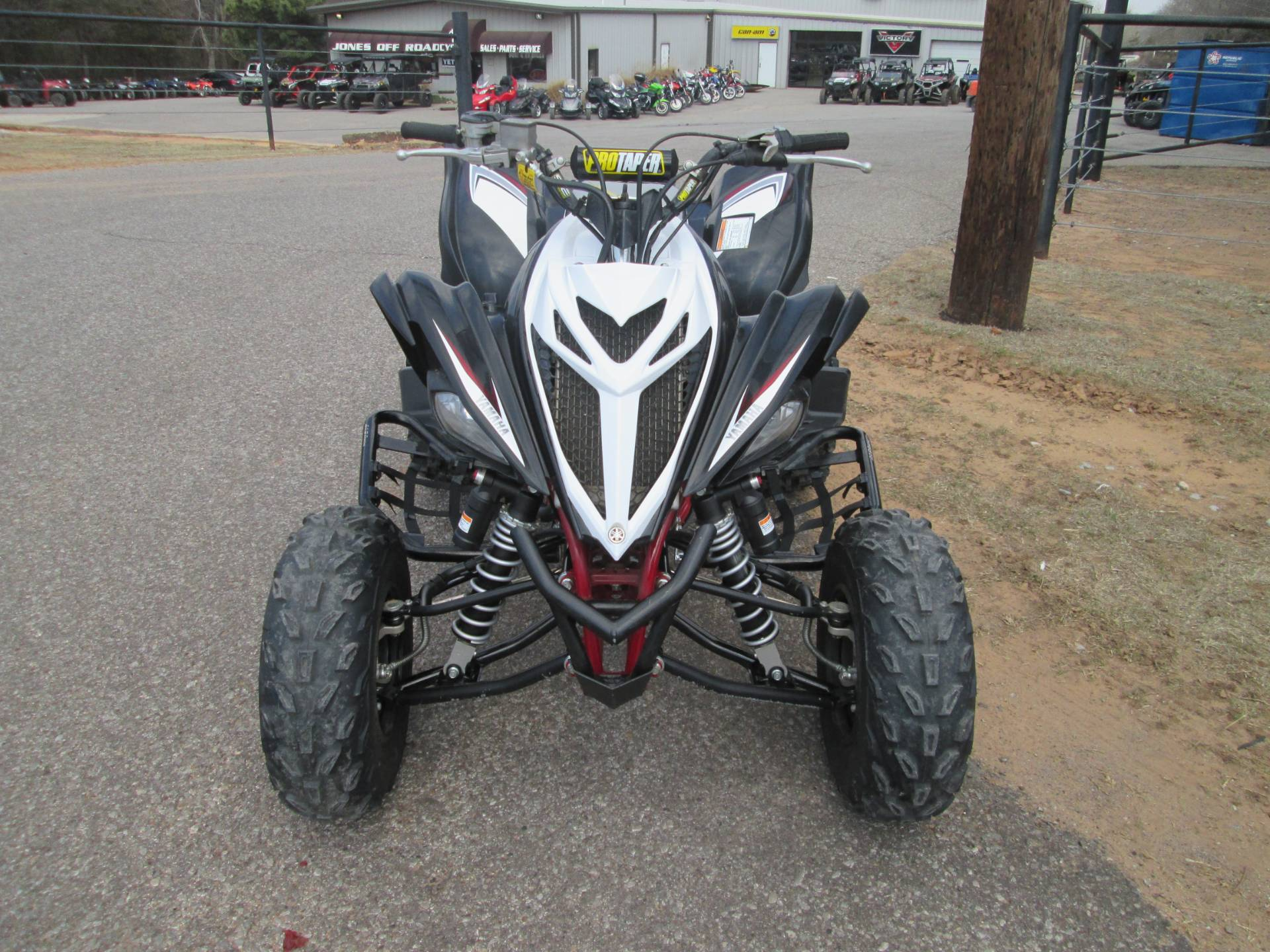 2015 Yamaha Raptor 700R SE in Jones, Oklahoma