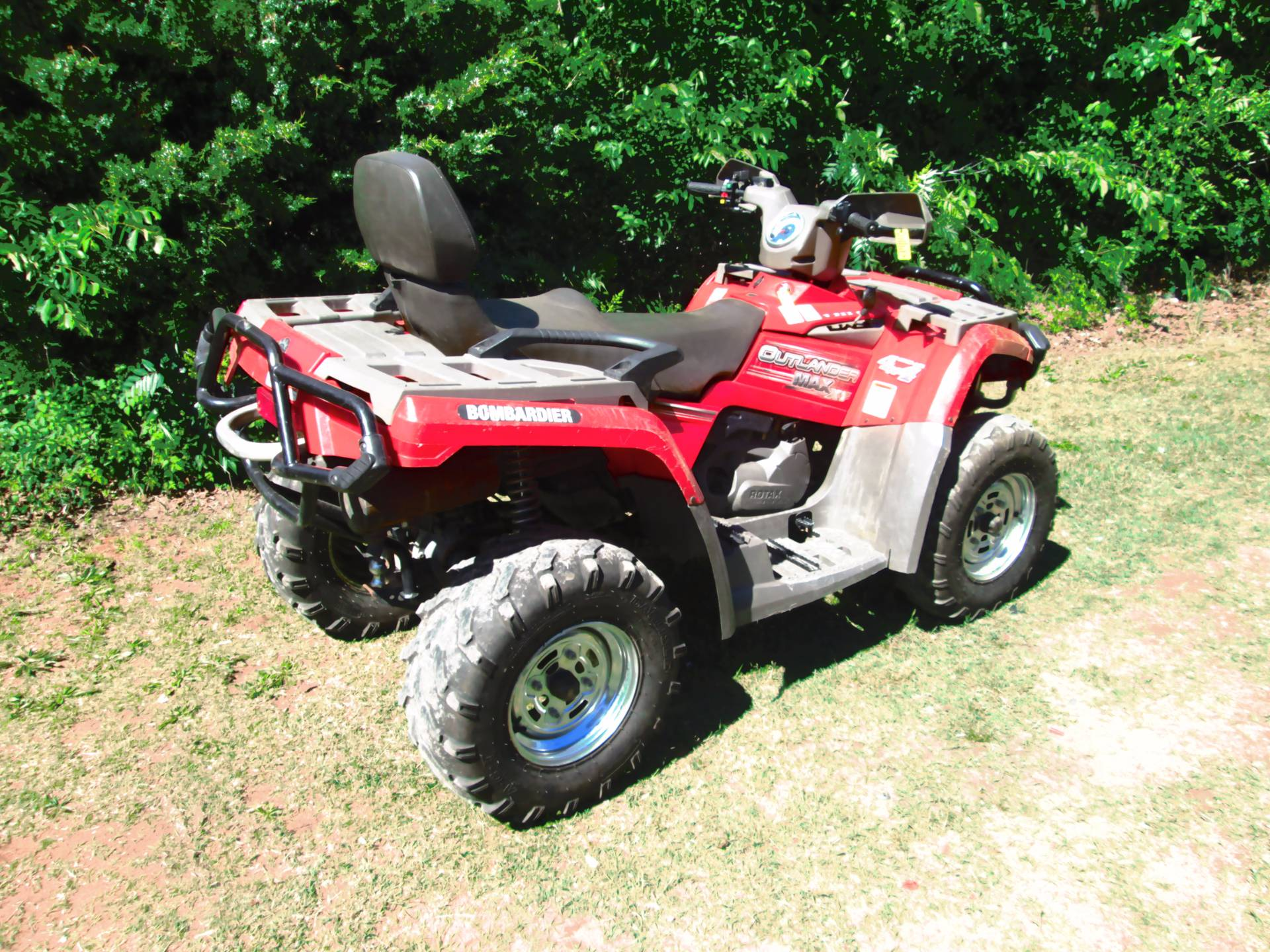 2004 Can-Am Outlander™ MAX 400 HO XT in Jones, Oklahoma