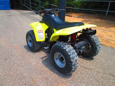 2003 Suzuki QuadSport® 80 in Jones, Oklahoma