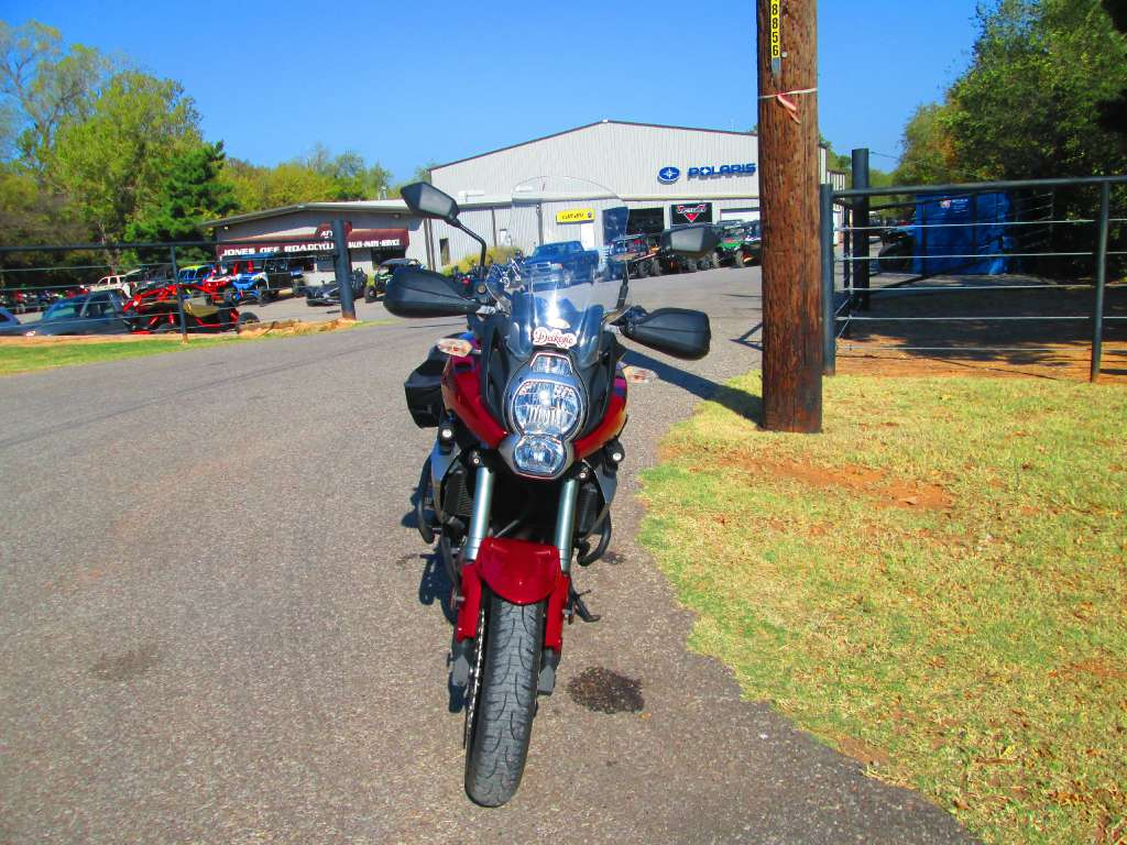 2011 Kawasaki Versys™ in Jones, Oklahoma