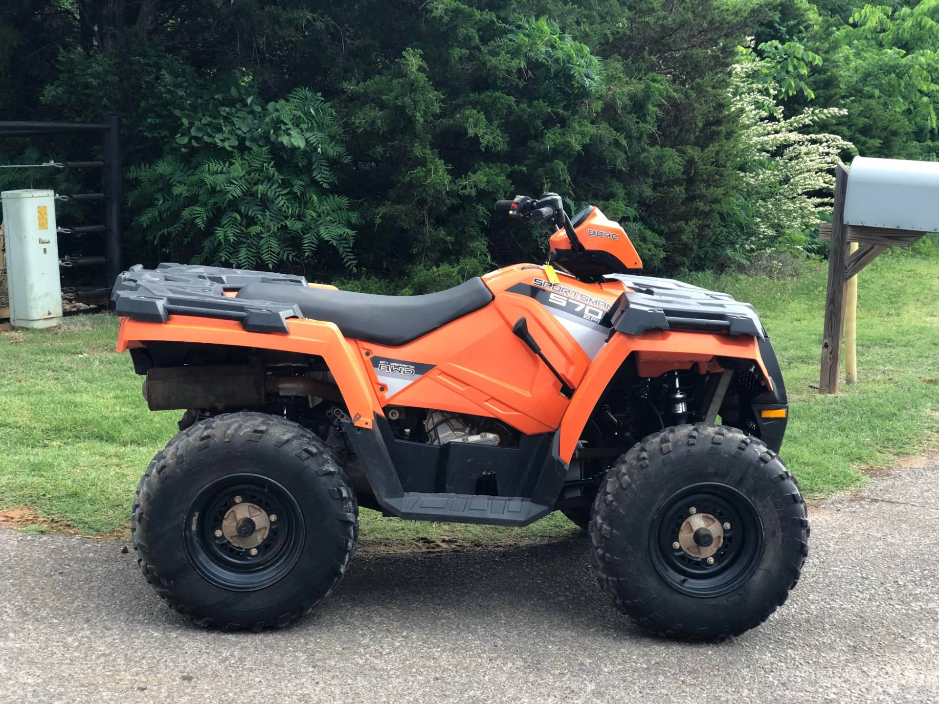 2016 Polaris Sportsman 570 In Jones Oklahoma Photo 1