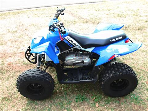 2013 Polaris Outlaw® 90 in Jones, Oklahoma