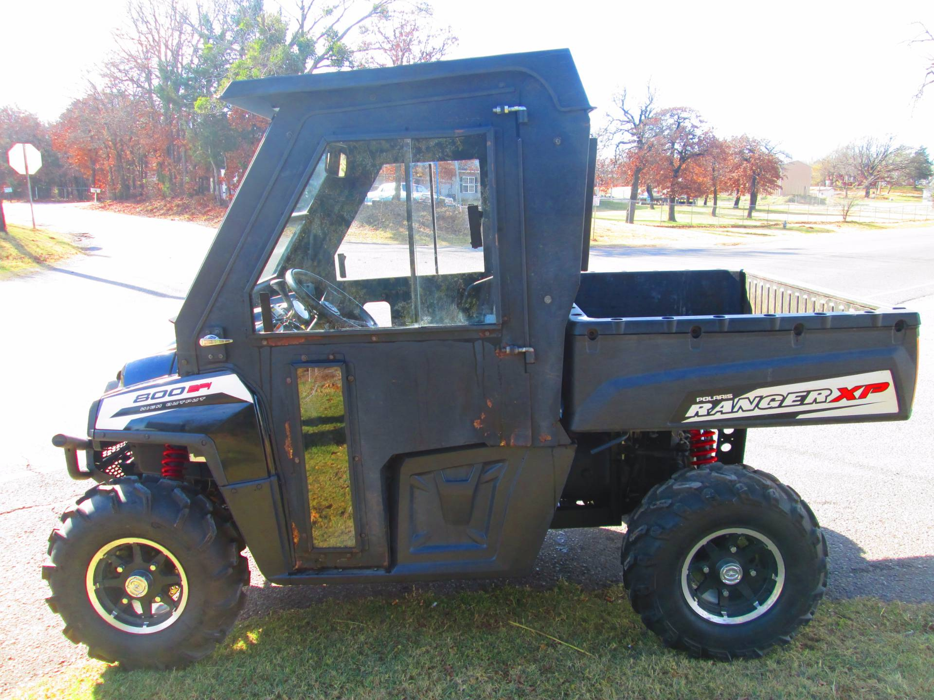2012 Polaris Ranger XP® 800 EPS LE in Jones, Oklahoma