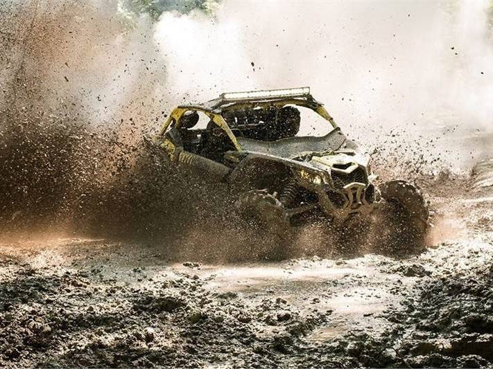 2019 Can-Am Maverick X3 X MR Turbo R in Jones, Oklahoma - Photo 1