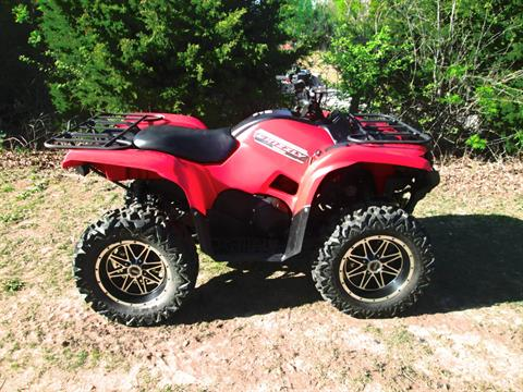 2013 Yamaha Grizzly 700 FI Auto. 4x4 EPS in Jones, Oklahoma