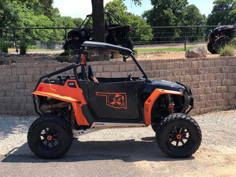 2012 Polaris Ranger RZR® XP 900 LE in Jones, Oklahoma