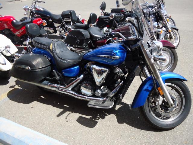 2010 Yamaha V Star 1300 Tourer in Santa Fe, New Mexico