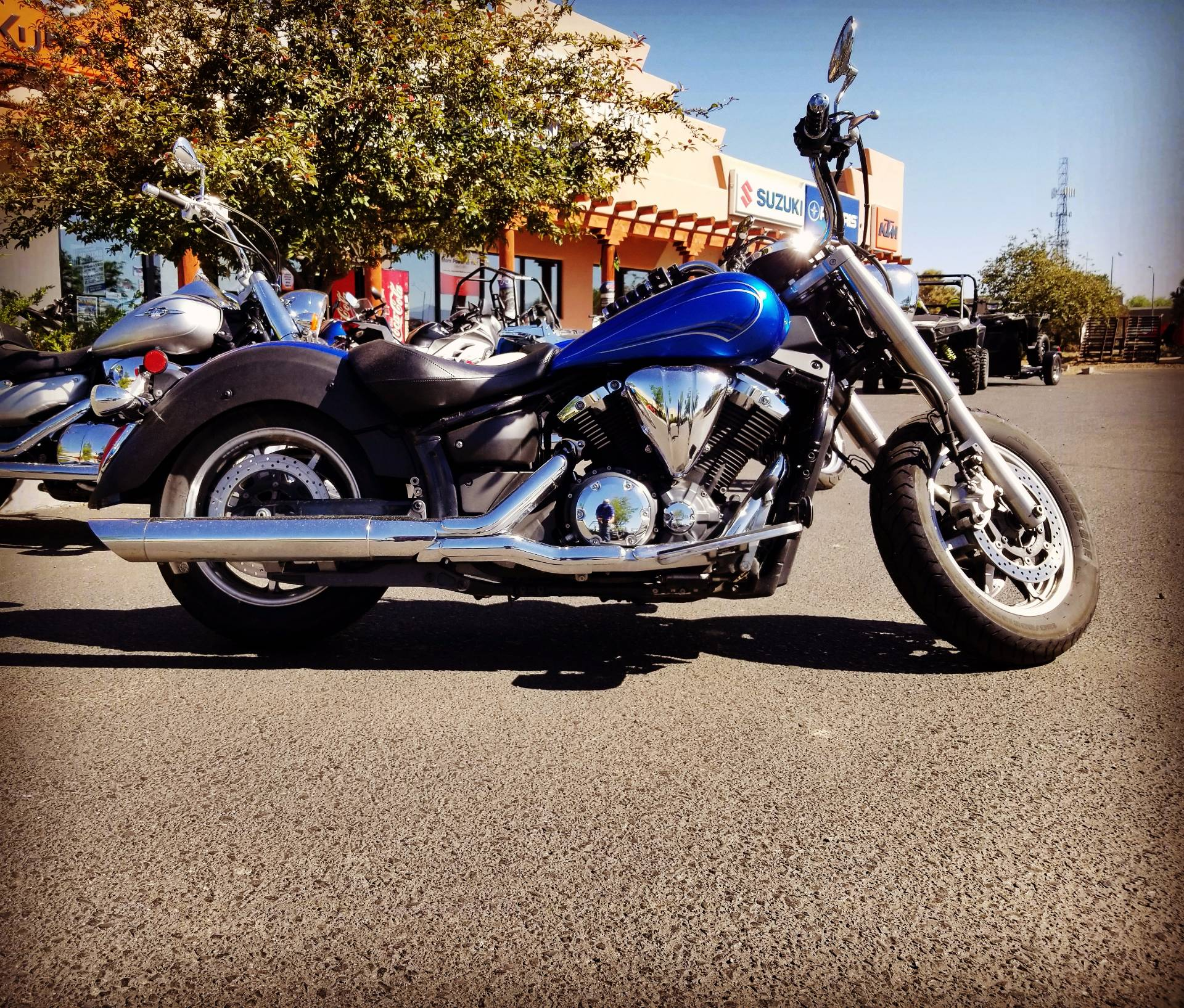 2010 Yamaha V Star 1300 Tourer in Santa Fe, New Mexico