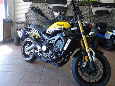 2016 Yamaha XSR900 in Santa Fe, New Mexico