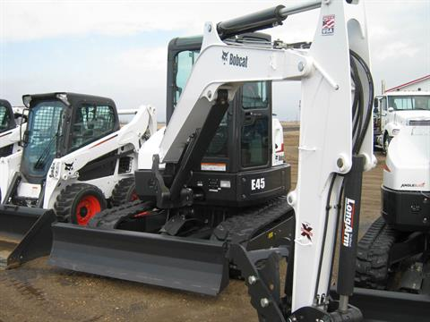 2017 Bobcat E35i T4 Long Arm in Wahpeton, North Dakota