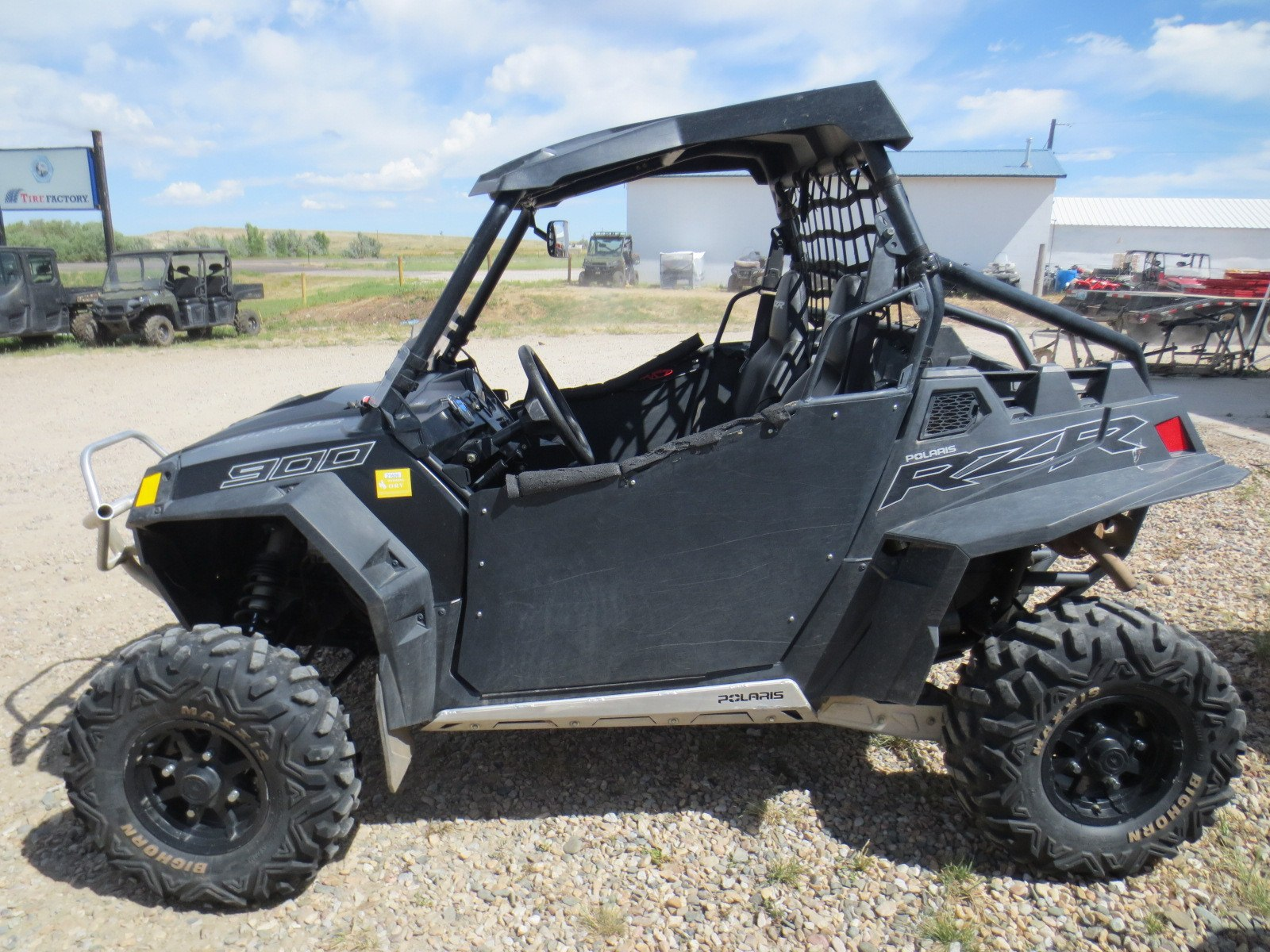 2014 Polaris RZR® 900 EPS in Saratoga, Wyoming - Photo 2