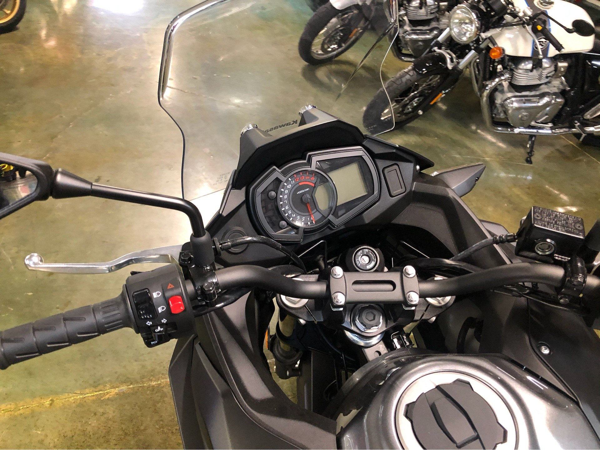 2019 Kawasaki Versys-X 300 ABS in Louisville, Tennessee - Photo 7