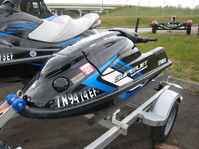 2014 Yamaha SuperJet 1
