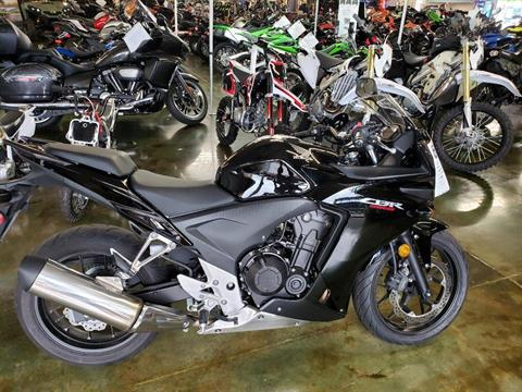 2013 Honda CBR®500R in Louisville, Tennessee