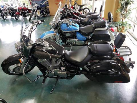 2007 Honda Shadow Aero® in Louisville, Tennessee - Photo 1