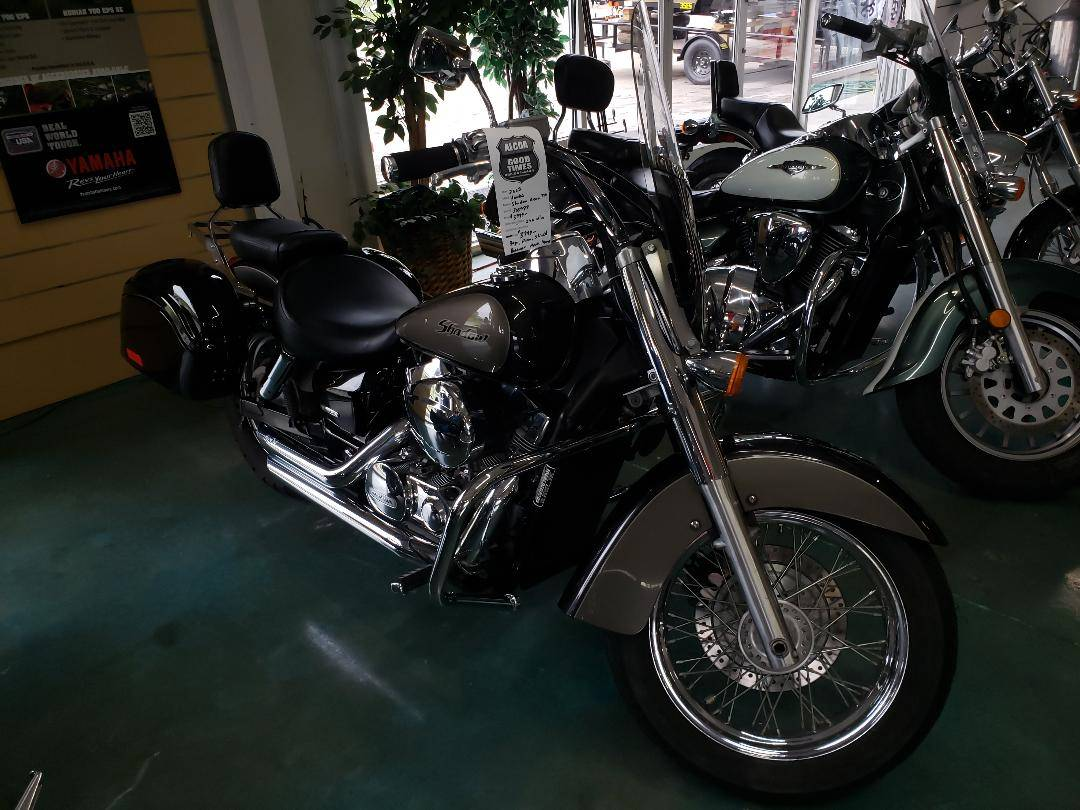 2007 Honda Shadow Aero® in Louisville, Tennessee - Photo 2