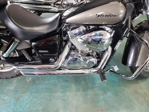 2007 Honda Shadow Aero® in Louisville, Tennessee - Photo 4