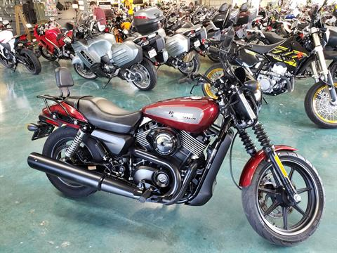 2017 Harley-Davidson Street® 750 in Louisville, Tennessee - Photo 1