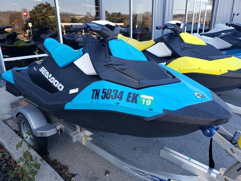 2016 Sea-Doo Spark 2up 900 H.O. ACE w/ iBR & Convenience Package Plus in Louisville, Tennessee - Photo 1