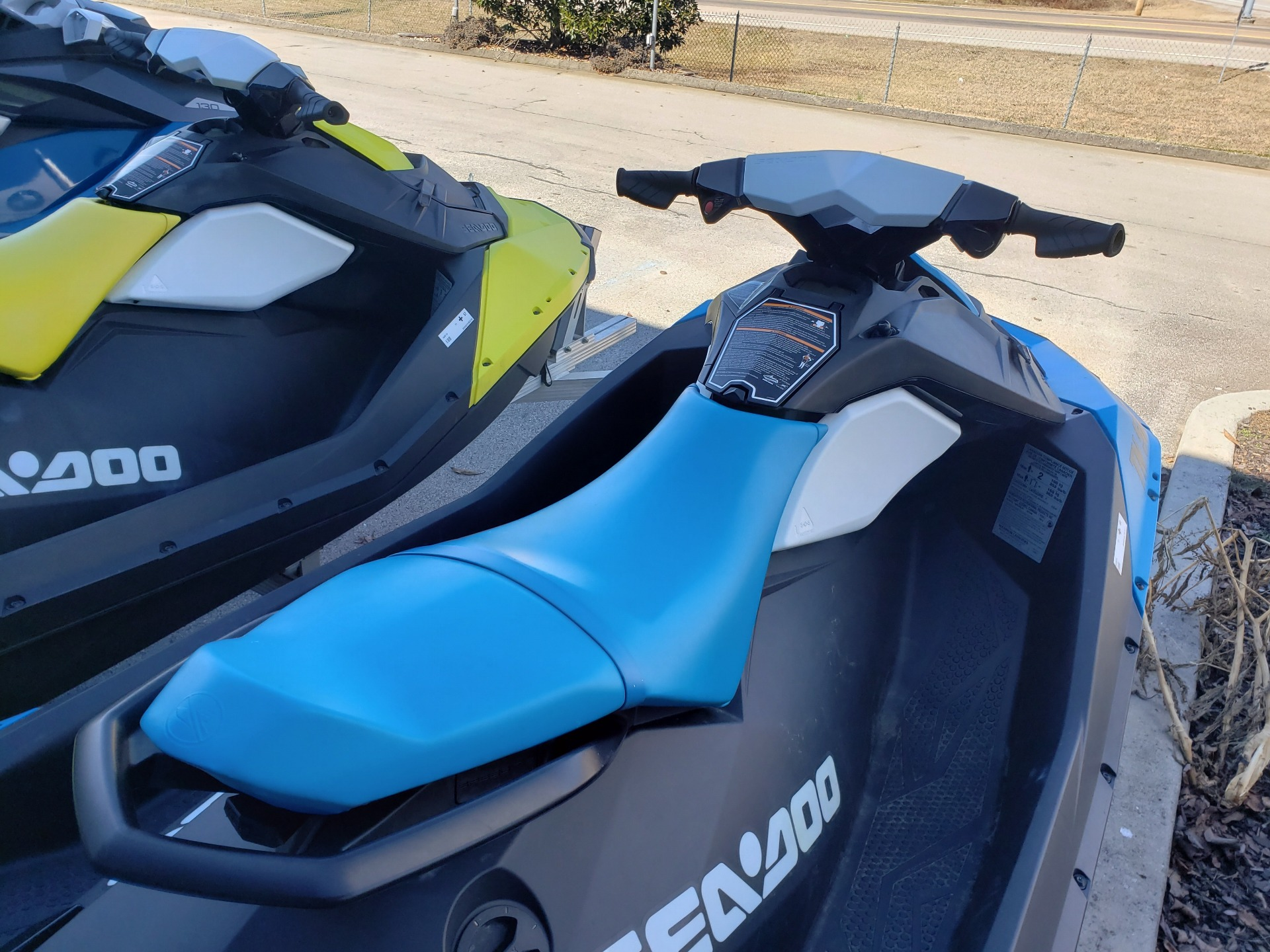 2016 Sea-Doo Spark 2up 900 H.O. ACE w/ iBR & Convenience Package Plus in Louisville, Tennessee - Photo 5