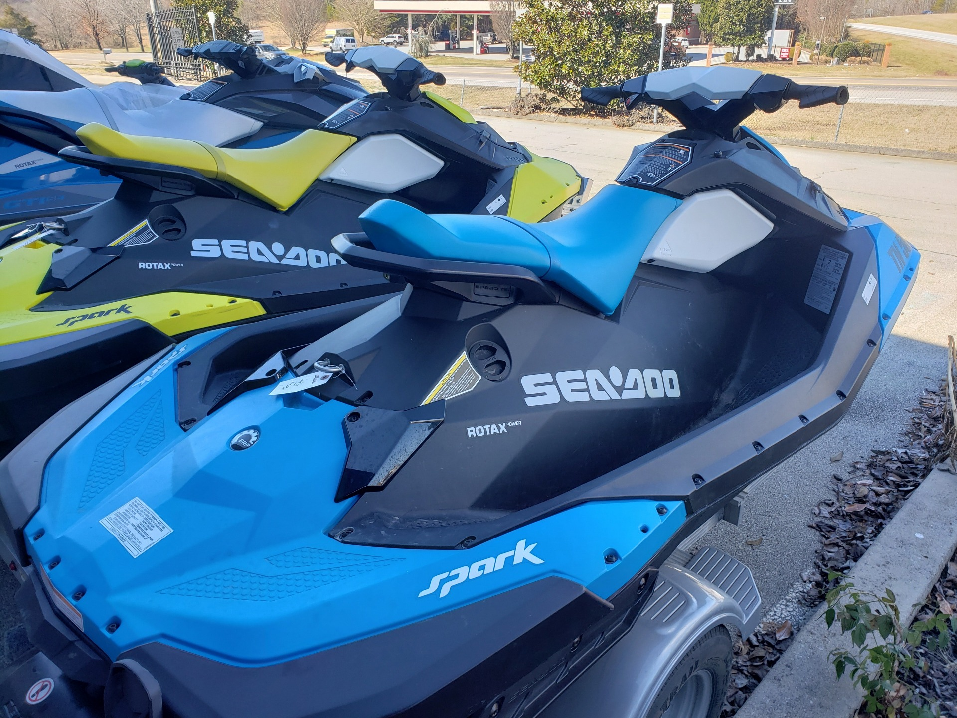 2016 Sea-Doo Spark 2up 900 H.O. ACE w/ iBR & Convenience Package Plus in Louisville, Tennessee - Photo 6