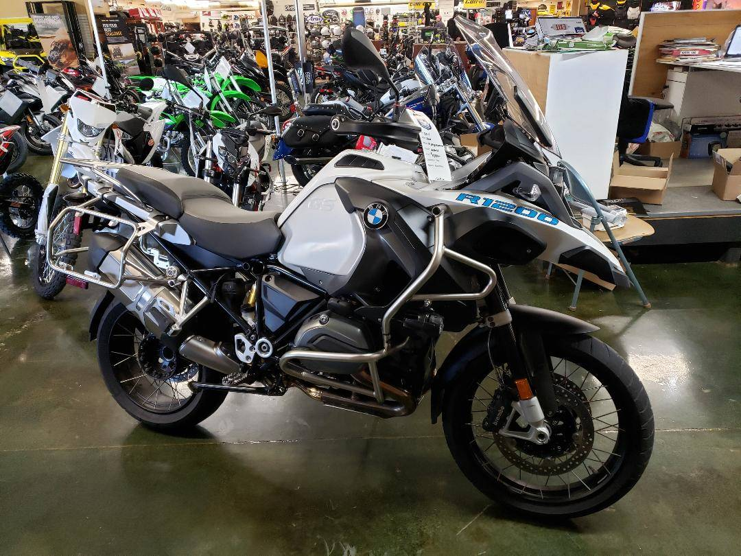 2014 BMW R 1200 GS Adventure in Louisville, Tennessee - Photo 1