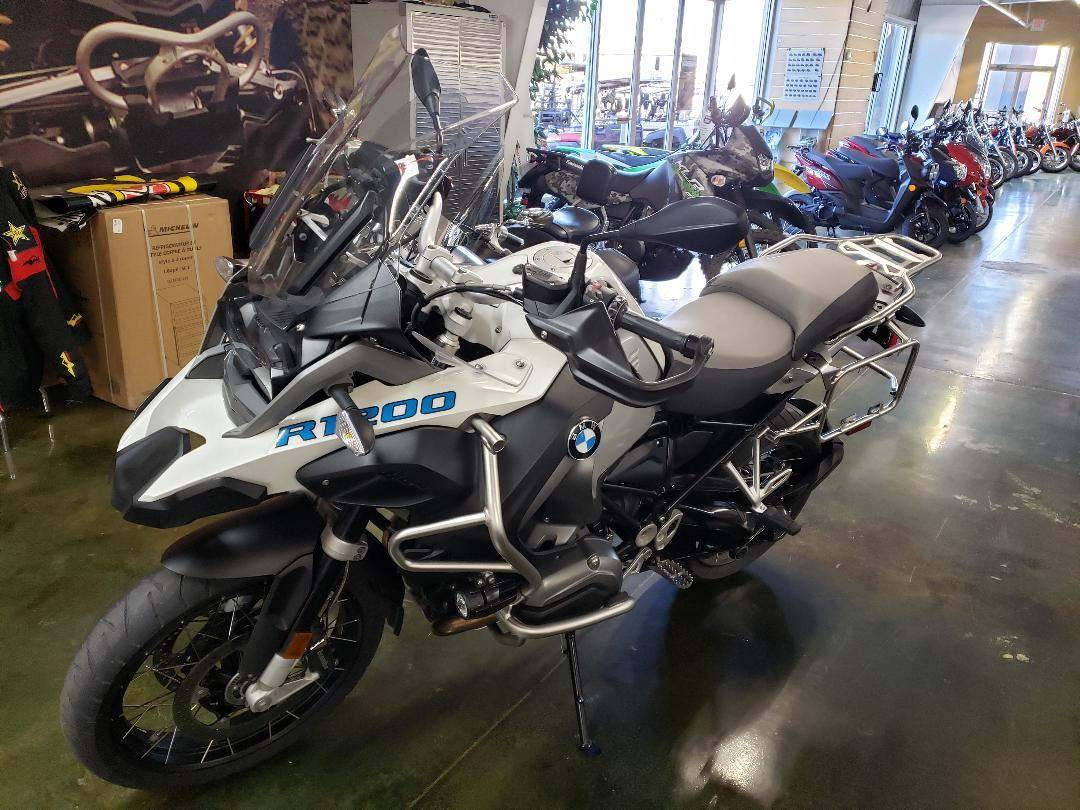 2014 BMW R 1200 GS Adventure in Louisville, Tennessee - Photo 2