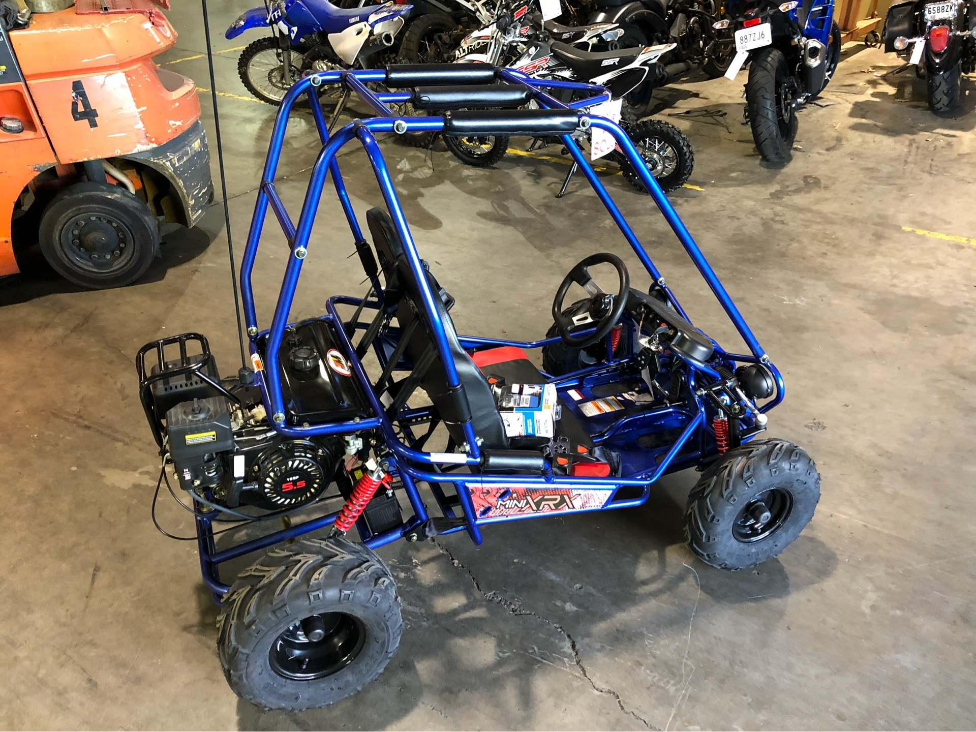 2018 Karting Distributors Inc. MINI XRX in Louisville, Tennessee