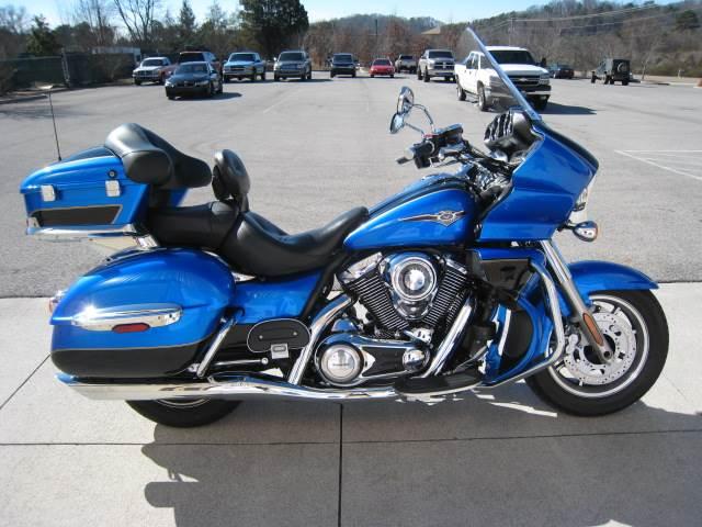 2009 Kawasaki VULCAN 1700 VOYAGER in Louisville, Tennessee
