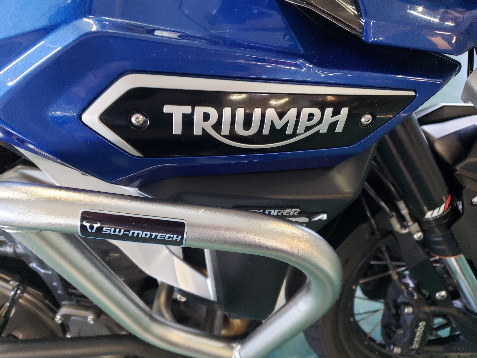 2017 Triumph Tiger Explorer XCA in Louisville, Tennessee - Photo 8