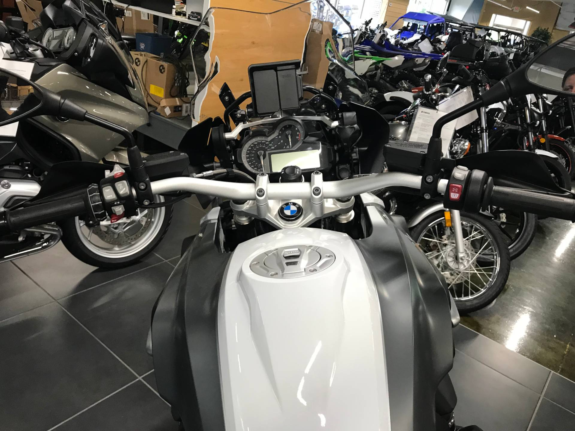 2016 BMW R 1200 GS in Louisville, Tennessee