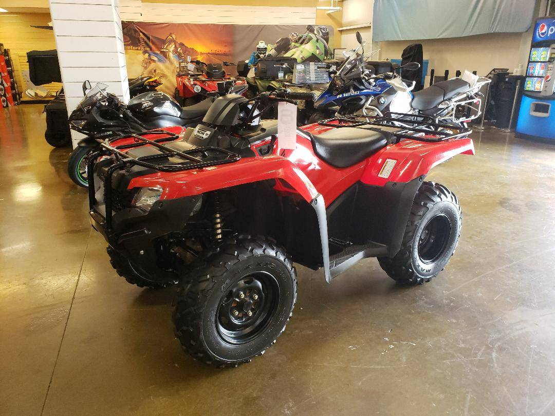 2017 Honda FourTrax Rancher 4x4 in Louisville, Tennessee - Photo 1