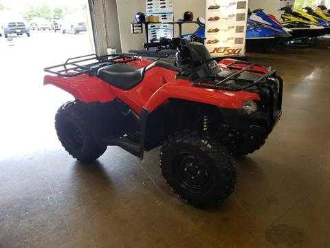 2017 Honda FourTrax Rancher 4x4 in Louisville, Tennessee - Photo 2