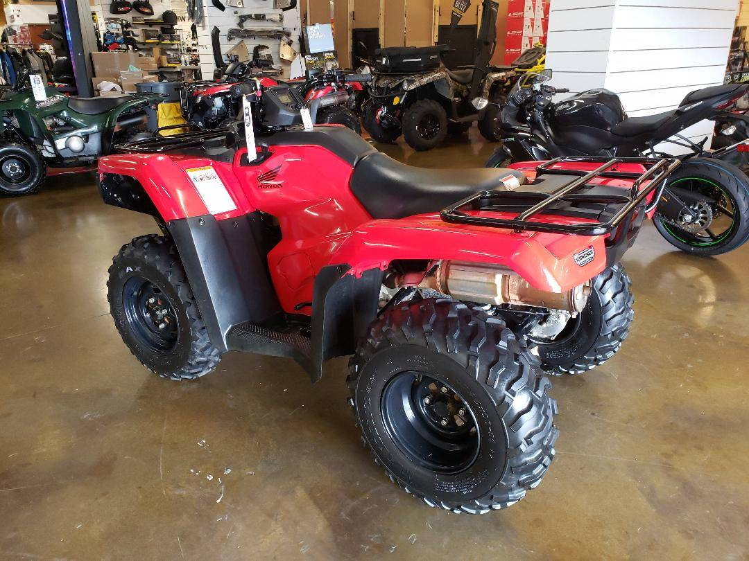 2017 Honda FourTrax Rancher 4x4 in Louisville, Tennessee - Photo 5