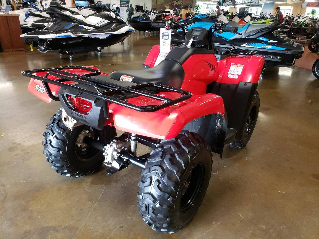 2017 Honda FourTrax Rancher 4x4 in Louisville, Tennessee - Photo 6