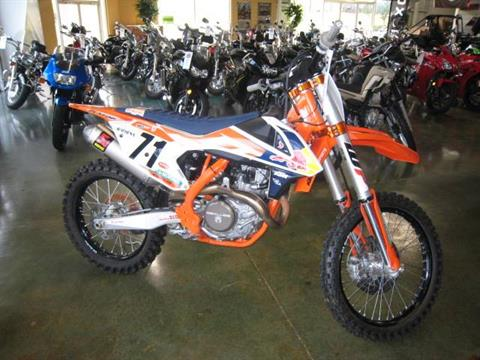 2016 KTM 450 SX-F Factory Edition in Louisville, Tennessee