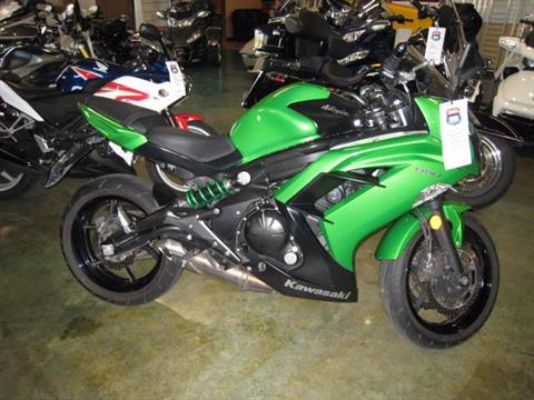 2015 Kawasaki Ninja® 650 ABS in Louisville, Tennessee