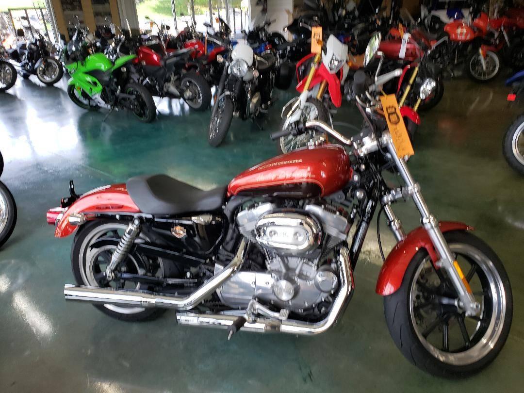Louisville Harley Davidson >> 2013 Harley Davidson Sportster 883 Superlow In Louisville Tennessee