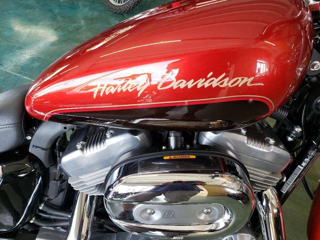 2013 Harley-Davidson Sportster® 883 SuperLow® in Louisville, Tennessee