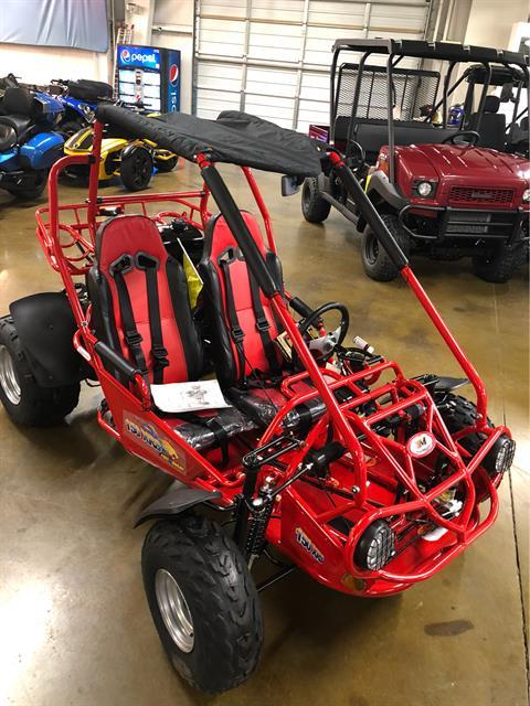 2017 Karting Distributors Inc. XRS 150 in Louisville, Tennessee