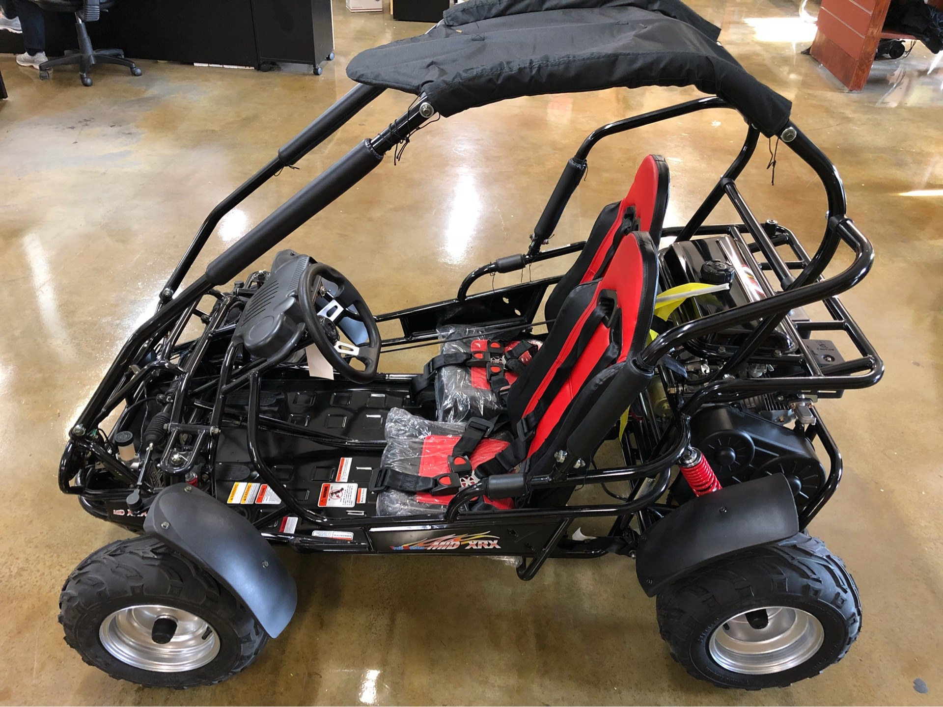 2018 Karting Distributors Inc. MID XRX in Louisville, Tennessee
